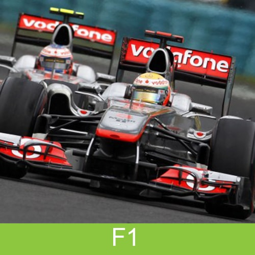 F1 Club Sports and Events