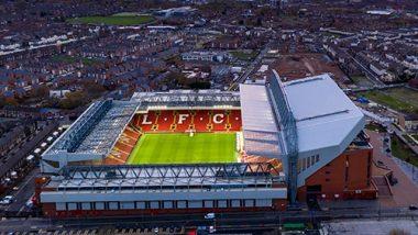 Liverpool v City - Hospitality & hotel match break