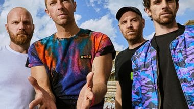 Coldplay - Saturday 13th August